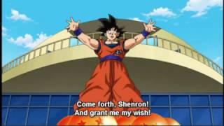 Download Goku Summons Shenron - Dragon Ball Super Episode 68 Video