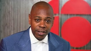 Download 'Trump's kind of bad for comedy,' says Dave Chappelle Video