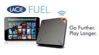 Download LaCie FUEL: Portable Wireless Storage for iPad®, iPhone®, and Mac® Video