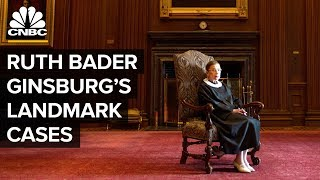 Download Ruth Bader Ginsburg's Women's Rights Cases Centered On Money Video