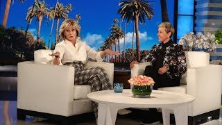 Download Jane Fonda Asked for Don Johnson to Be Her 'Book Club' Love Interest Video