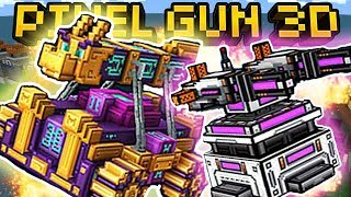 Download BIG UPDATE! NEW FORTS, SIEGES OUT NOW!! | Pixel Gun 3D Video