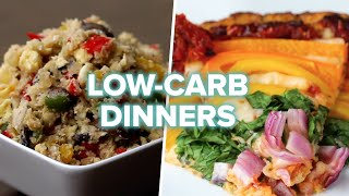 Download 7 Low-Carb Veggie Dinners Video