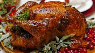 Download Easy Thanksgiving Turkey Recipe: How to Cook Tender Juicy Turkey - How to Make Homemade Turkey Gravy Video