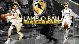 Download LaMelo Ball Unlocks Flashy Passer Badge! | Full Highlights From The Battlezone Video