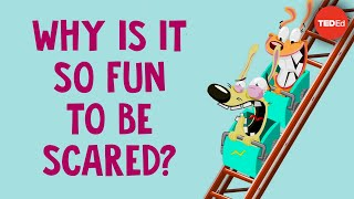 Download Why is being scared so fun? - Margee Kerr Video
