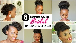 Download 2019 BRIDAL NATURAL HAIRSTYLES FOR BLACK WOMEN Video