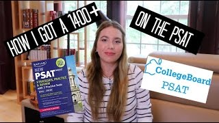 Download HOW TO GET A 1400+ ON THE PSAT: Full Guide to the PSAT Video