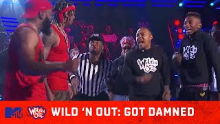 Download Nick Cannon & Chico Bean Take Down Bow Wow & Funny Mike 😂 | Wild 'N Out | #GotDamned Video