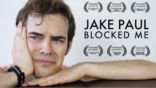 Download Jake Paul blocked me Video
