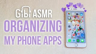 Download [Satisfying ASMR] Organizing my Phone Apps | What's on my iPhone 8+ Video