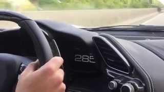 Download Ferrari 488 GTB 341 kmh Autobahn Video