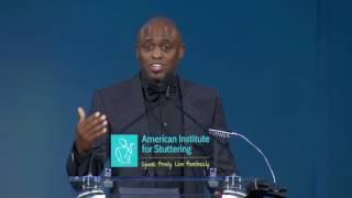 Download Wayne Brady Honored at American Institute for Stuttering Gala, 2017 Video