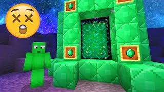 Download How To Make a Portal to the Dame Tu Cosita Dimension in Minecraft! Video