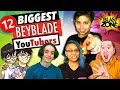 12 Biggest Beyblade Youtubers - Best Beyblade Burst Youtube Channels