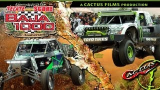 Download 2012 TECATE SCORE BAJA 1000 CACTUS FILMS TRAILER Video