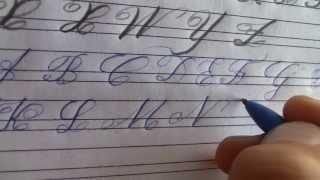 Download CURSO DE CALIGRAFIA 01 Video