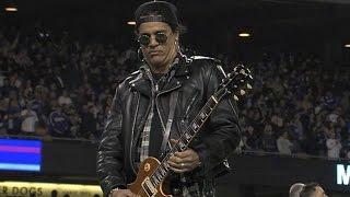 Download SF@LAD: Slash plays ″God Bless America″ Video