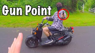 Download Bike Thieves Steal My Moped Video