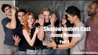 Download Shadowhunters Cast Funny Moments Part 4 Video