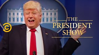 Download Screw Science! Bye-Bye, Paris - The President Show - Comedy Central Video