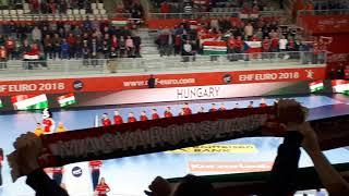 Download Férfi kézi Eb: így szól a magyar himnusz a Csehország elleni mérkőzés előtt Video