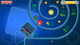 Download Tomato Ball kills BOSS in Red Ball 4 Volume 4 playing all levels. Video