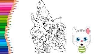 Yilbaşi Mickey Mouse Boyama Nasıl Yapılır Nasıl çizilir Boyama Ve