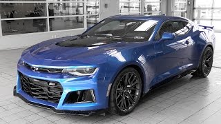 Download 2017 Chevrolet Camaro ZL1: Review Video