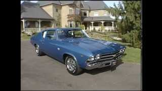 Download Rare 69 Chevelle SS 300 Deluxe Dream Car Garage 2005 TV series Video