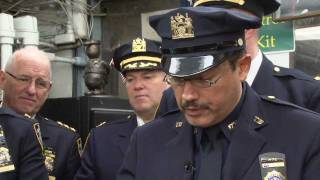 Download Nelson Dones Farewell NYPD Retirement Speech Video