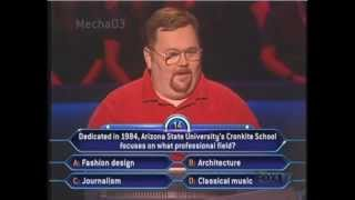 Download ″Do You Have a Problem with That?″ [Part 1] - Who Wants to be a Millionaire [Old Format] Video
