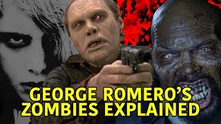 Download GEORGE ROMERO'S ZOMBIES EXPLAINED 1968-2009 (Creature Analysis) Video