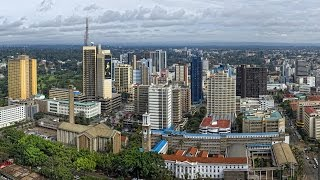 Download Nairobi City | Kenya Video