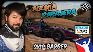 Download 🏁 iRacing | Agonía Pasajera (Skip Barber @ Laguna Seca) 🚗💨 SimRacing | R65 📆18S2 Video