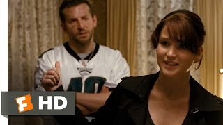 Download Silver Linings Playbook (8/9) Movie CLIP - I Did My Research (2012) HD Video
