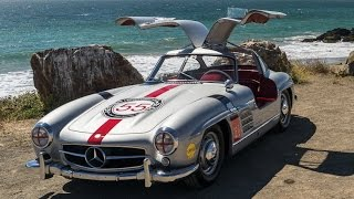 Download 1955 Mercedes 300SL Gullwing - One Take Video