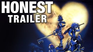 Download KINGDOM HEARTS (Honest Game Trailers) Video