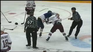Download KHL Fight: Ashton VS Sestito Video