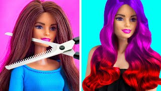 Download 28 FRESH HACKS FOR YOUR BARBIE Video