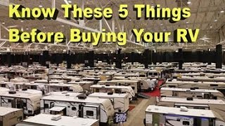 Download 5 Things I wish I would Have Done BEFORE Buying Our RV Video
