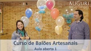 Download Decoração com Balões: Um balão dentro do outro, arranjos e muito mais dicas! Video