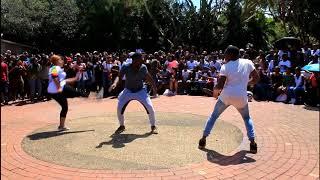 Download UKZN ; Dance Vosho walk yephara destruction boys Video