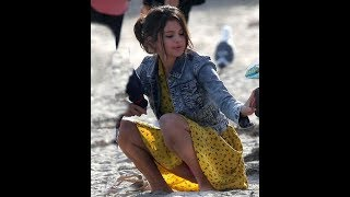 Download Selena Gomez Unveils It All Upskirt, Cameltoe And See Through The Clothing Video
