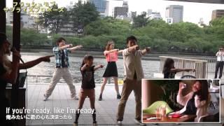 Download フラッシュモブ サプライズ プロポーズ Flashmob Surprise Proposal ″ Marry You ″ Bruno Mars Video