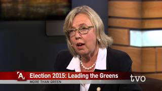 Download Election 2015: Elizabeth May on leading the Greens Video