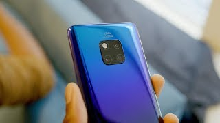 Download Huawei Mate 20 Pro Impressions: Underrated? Video