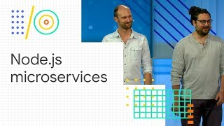 Download Deploying serverless Node.js microservices (Google I/O '18) Video