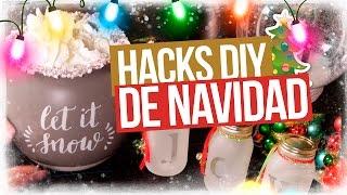 Download Hacks DIY que debes hacer para Navidad !!🌲 -Jackie Hernandez Video