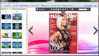 Download How to make flipbook for iPad tablets Video